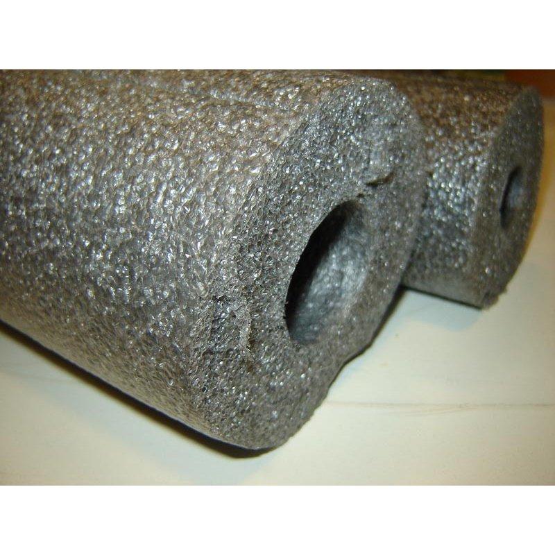 PE Rohrisolierung 25mm//28mm 1m Rohrd/ämmung