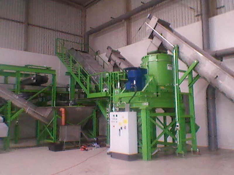 Mülltrennung Maschinenbau Brama GmbH