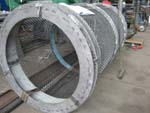 Trommel mit Sieb Maschinenbau Brama GmbH