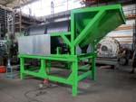 Siebtrommelmaschine verstärkt Maschinenbau Brama GmbH