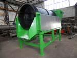 Trommelsiebmaschine verstärkt Maschinenbau Brama GmbH