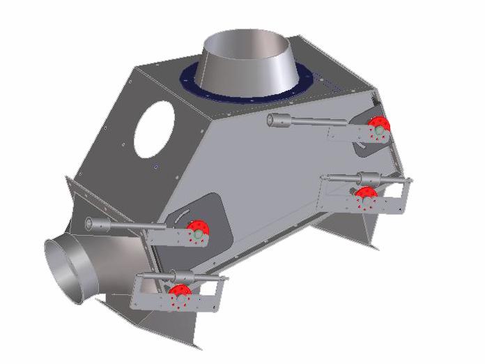 Windreiniger KO Ausführung D Maschinenbau Brama GmbH