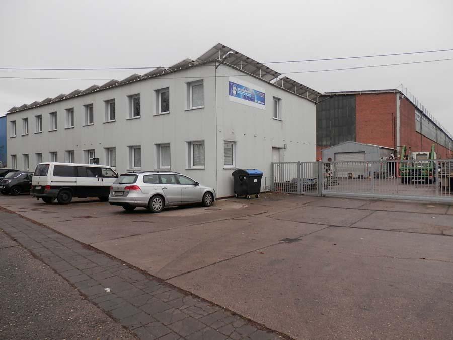 Gebrauchtmaschinenhandel Brand GmbH